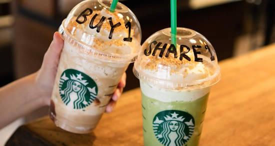 Starbucks feat 13 Feb 2017
