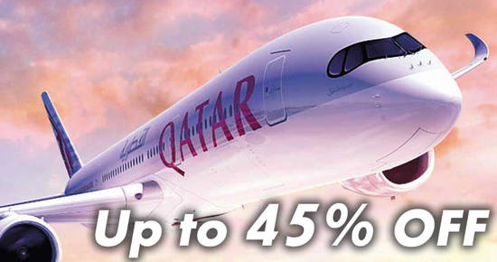 Qatar Airways 6 Dec 2017