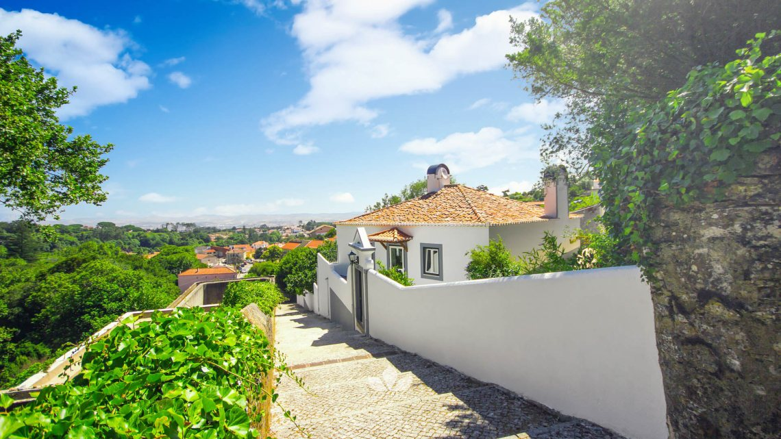 Villa Maria - Sintra Holiday self-catering accommodation