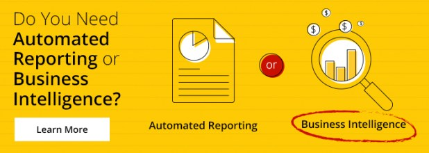 Automated Reporting Banner