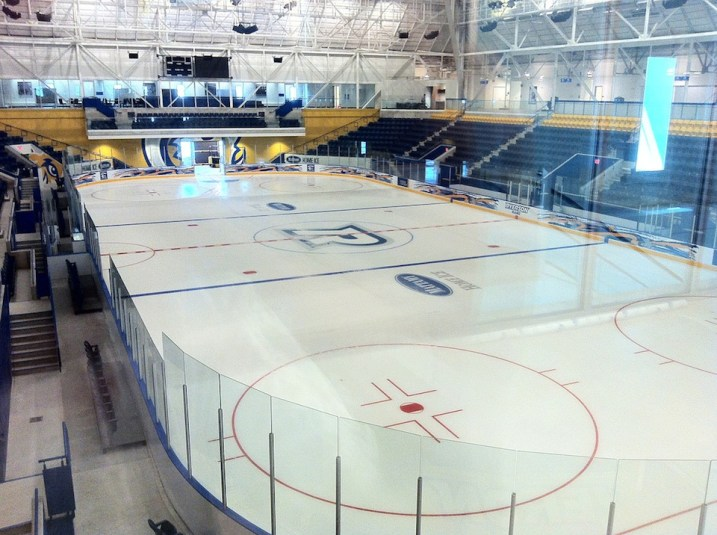 Checking Out Ryerson's Mattamy Athletic Centre at Maple Leaf ...
