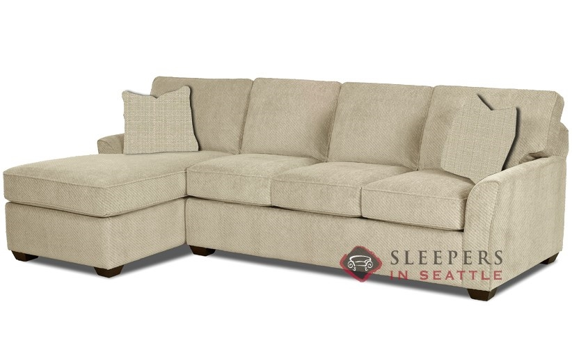 gold sectional sofa comfy sets quick ship coast chaise fabric by savvy fast sleeper in hilo flax