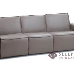 Best Memory Foam Sleeper Sofas Rooms To Go Reclining Sofa Customize And Personalize Lullaby Queen Leather By Palliser My Comfort 3 Cushion In Venice Coal