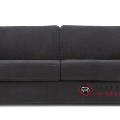 Sleeper Sofa Queen Mattress Affordable Tufted Customize And Personalize Roommate Fabric By Palliser My Comfort In Heavenly Caviar