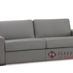 2 Cushion Sofa What Colour Cushions Go With Tan Leather Customize And Personalize Weekender Queen By Palliser My Comfort Sleeper In Broadway Granite