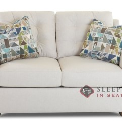 Bay Sofa Rio Two Seater Faux Leather Bed Customize And Personalize Green Twin Fabric By Savvy Size Sleepersinseattle Com