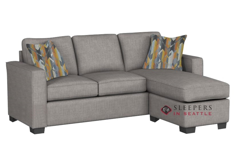 quick ship 702 chaise sectional fabric sofa by stanton fast shipping 702 chaise sectional sofa bed sleepersinseattle com