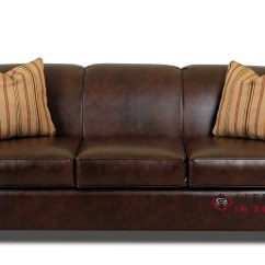 Leather Sectional Sleeper Sofa Queen Oversized Sofas Customize And Personalize Po B883
