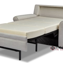 American Leather Sleeper Sofa Full Size U Shaped Corner Bed Customize And Personalize Gaines Multiple Sizes Available