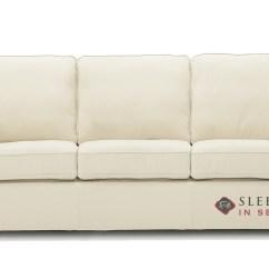 Top Leather Sleeper Sofas Boston United Sofascore Customize And Personalize California Cloudz By Palliser