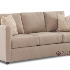 Dalton Sofa Bed Big Comfy Sets Customize And Personalize By Savvy Queen Fabric Sleeper Angled