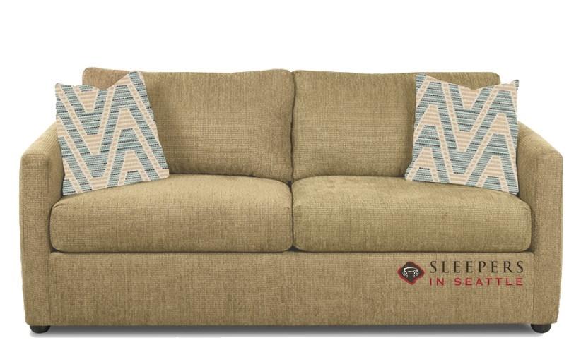 sofa sleeper san francisco non toxic leather sofas savvy full in dumdum linen