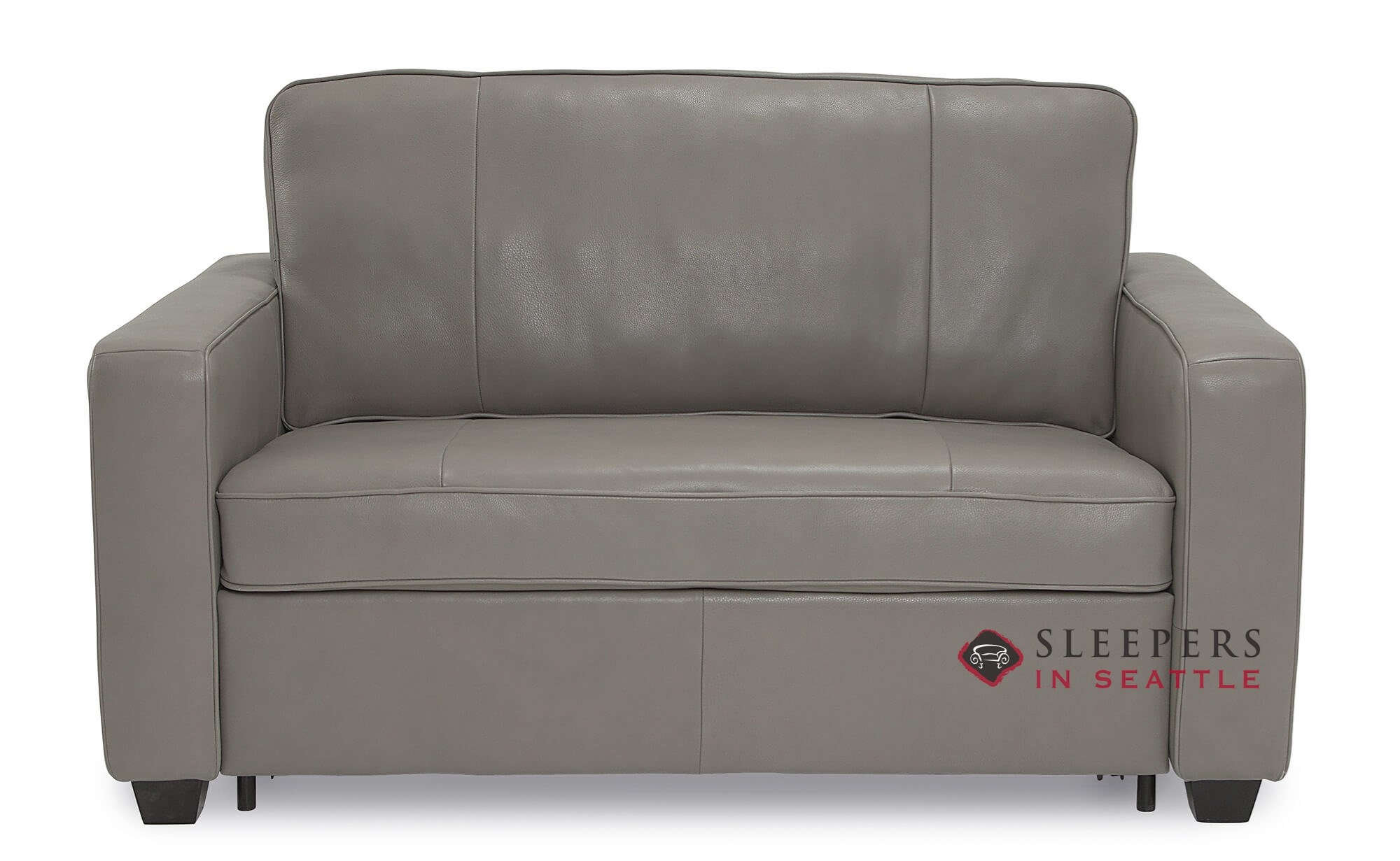 Customize And Personalize Anya Twin Leather Sofa By Palliser Twin Size Sofa Bed Sleepersinseattle Com