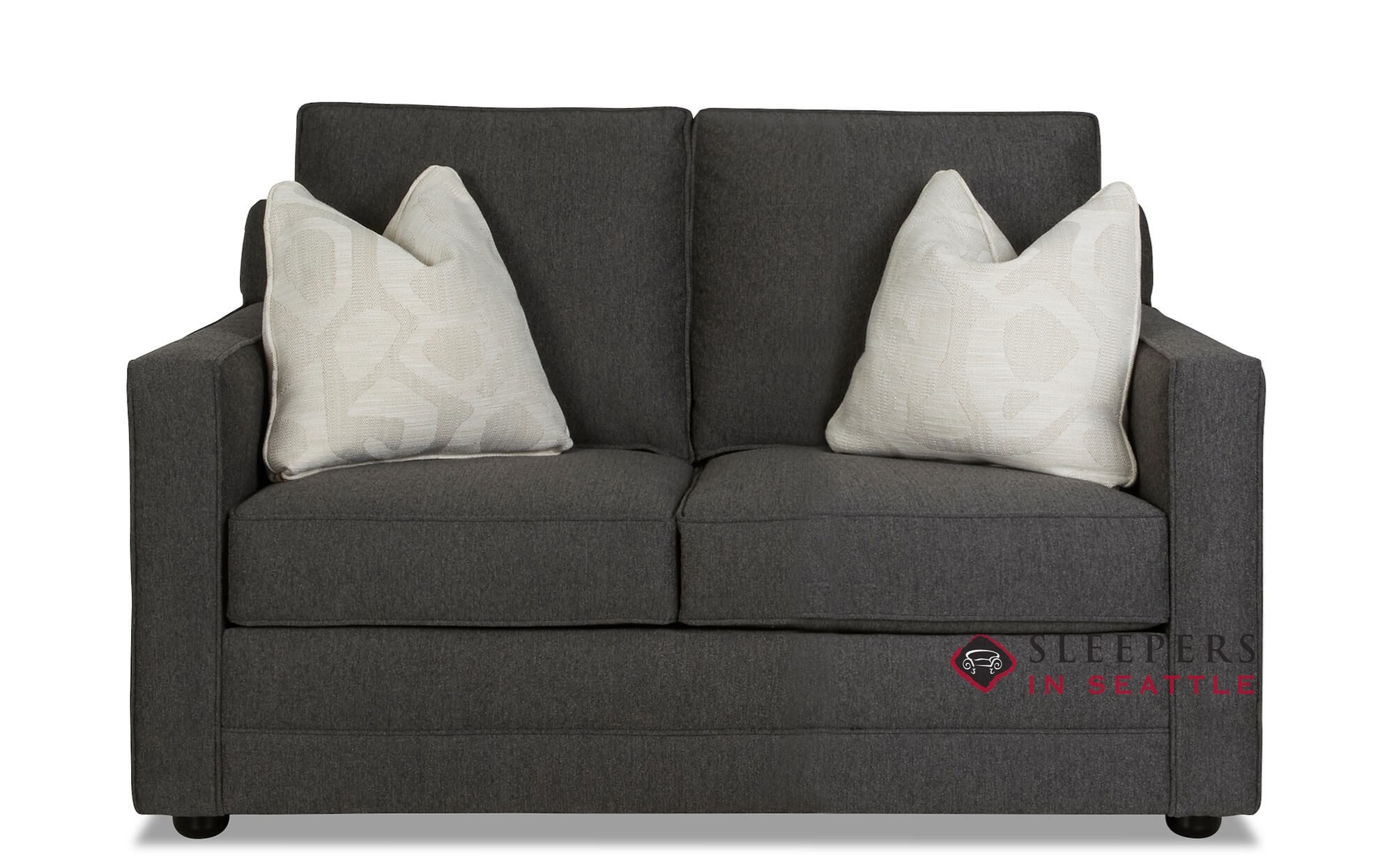 Customize And Personalize Luxembourg Twin Fabric Sofa By Savvy Twin Size Sofa Bed Sleepersinseattle Com