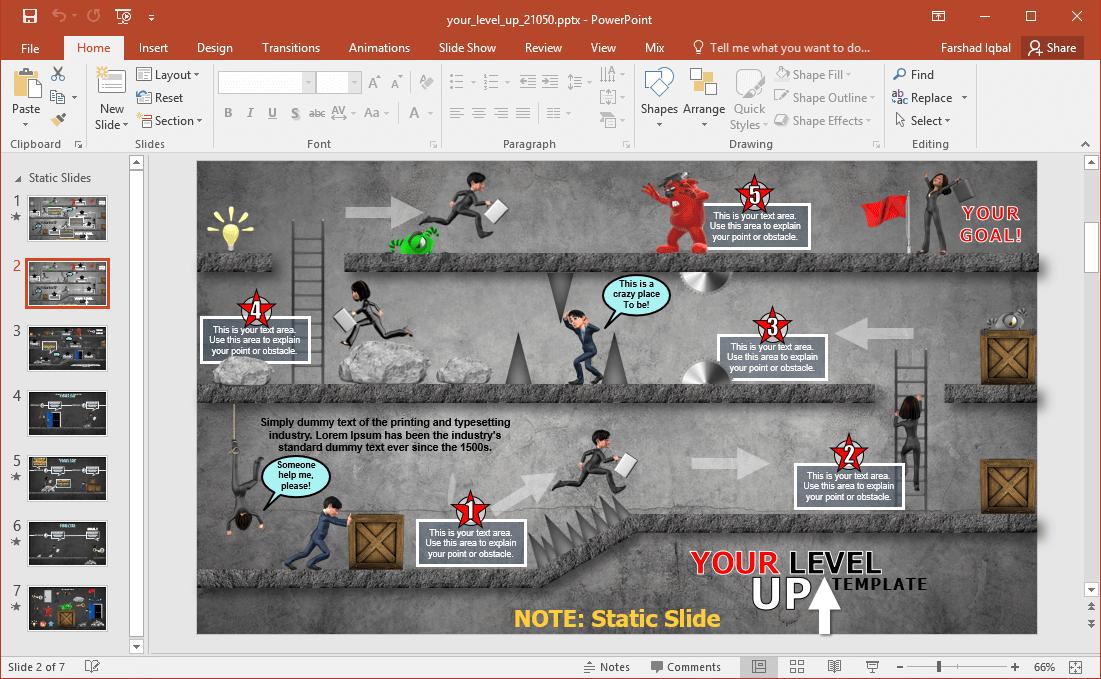 animated powerpoint presentation