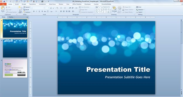 free background templates for microsoft powerpoint 2007, Modern powerpoint
