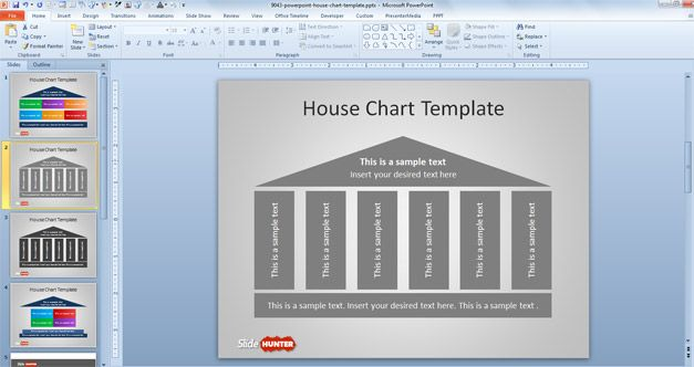 House Wiring Diagram Template