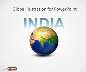 Free Globe PowerPoint Templates  Free PPT  PowerPoint