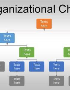 Organizational change management slide design with org chart also free powerpoint template rh slidehunter