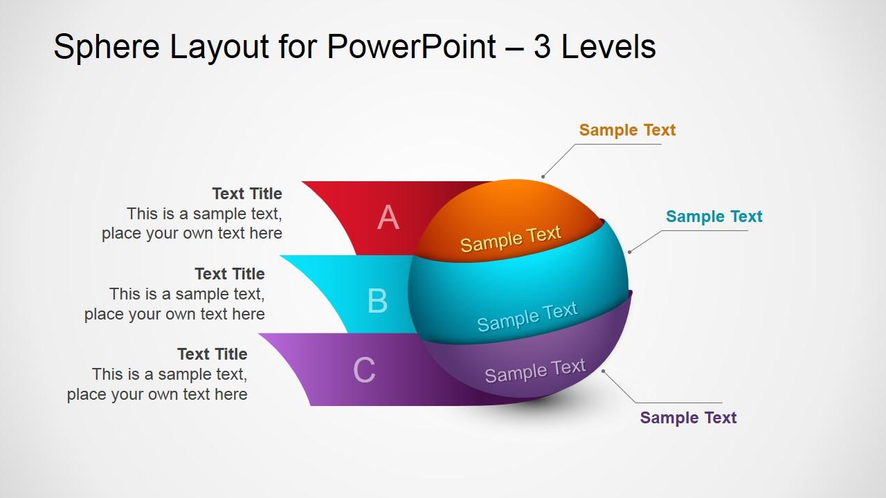 3d Star Diagram Template For Powerpoint Slidemodel