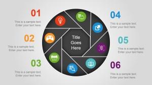 Circular Diagrams PowerPoint Template  SlideModel