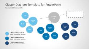 Cluster Diagram Template for PowerPoint  SlideModel