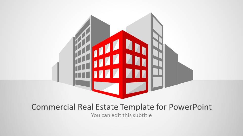 real estate listing presentation template
