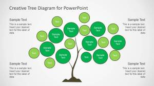 Creative Tree Diagrams for PowerPoint  SlideModel