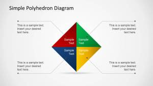 Simple Polyhedron Diagram for PowerPoint  SlideModel