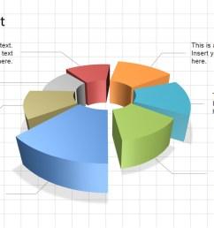 powerpoint 3d pie chart  [ 1280 x 720 Pixel ]