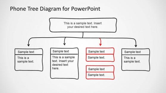 Phone Tree PowerPoint Templates
