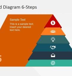 pyramid emphasizing fifth layer  [ 1280 x 720 Pixel ]