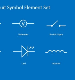 powerpoint slide electric circuit schematic circuit powerpoint template  [ 1280 x 720 Pixel ]