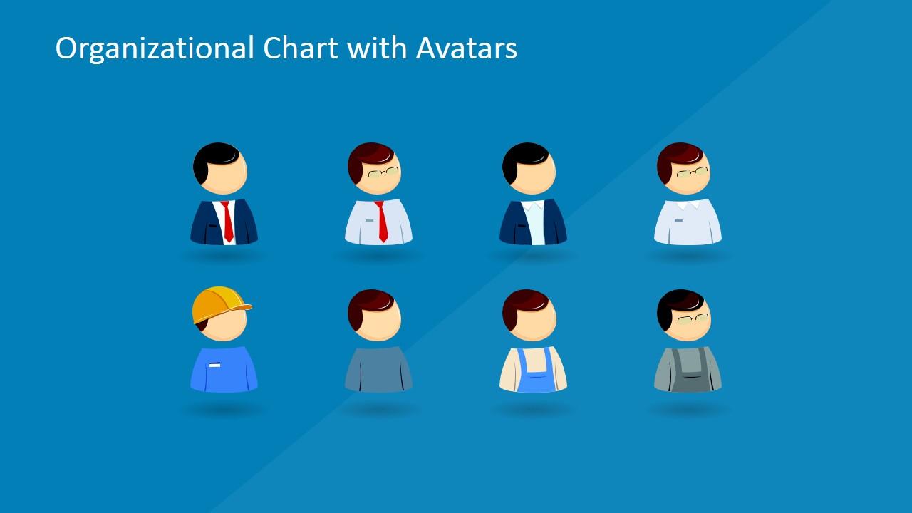 microsoft organizational chart templates