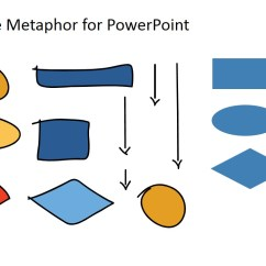 Swim Lane Diagram In Ppt Subwoofer Wiring Diagrams 1 Ohm For Powerpoint Slidemodel Hand Drawn Workflow Icons