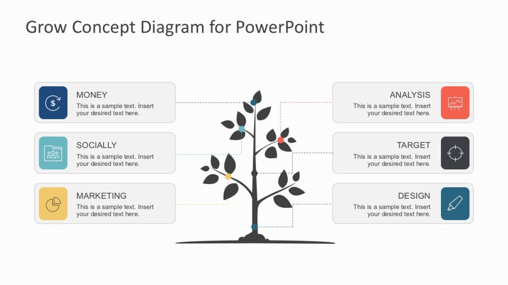 medium resolution of  growing tree business concept diagrams