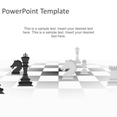 Chess Board Setup Diagram Wiring For Surround Sound System Checkmate Powerpoint Template
