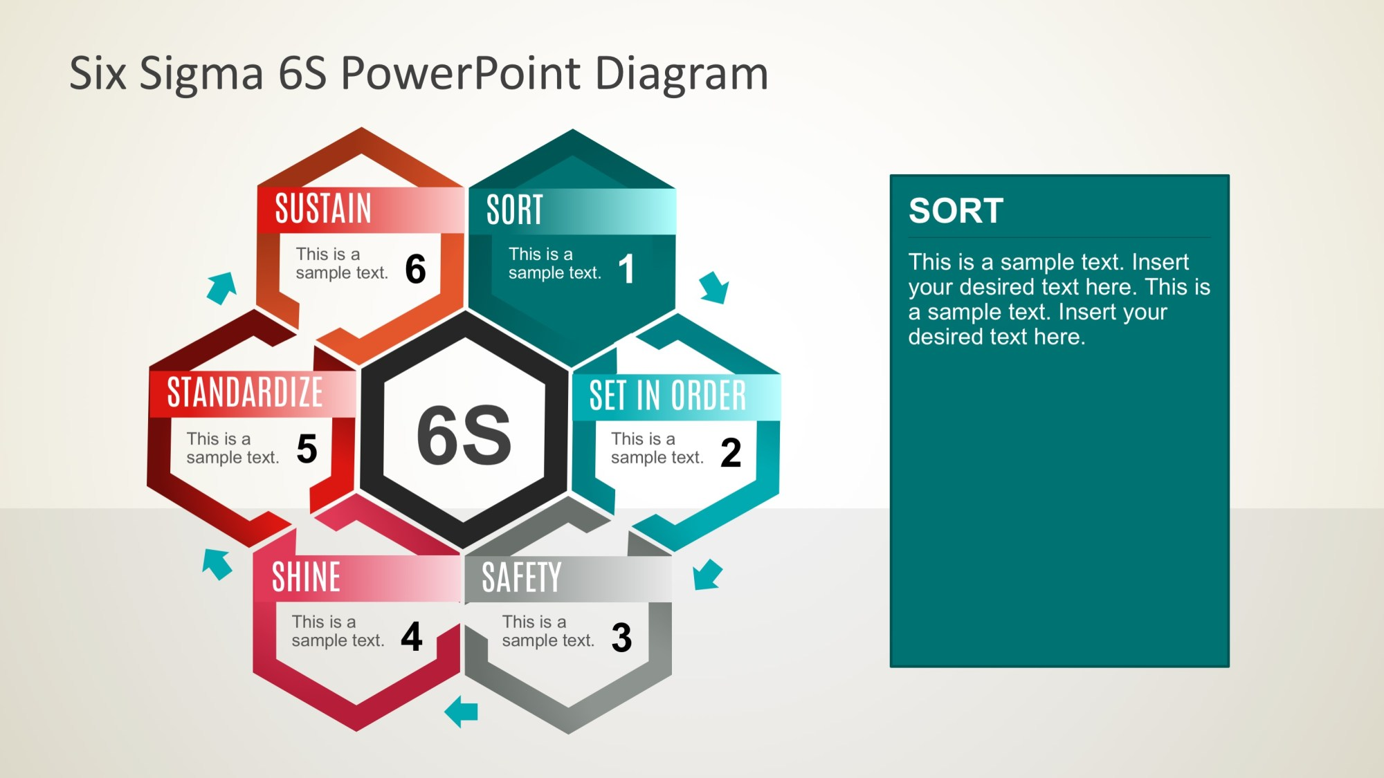 hight resolution of six sigma 6s powerpoint diagram lean manufacturing powerpoint diagram 6 steps process diagrams for powerpoint