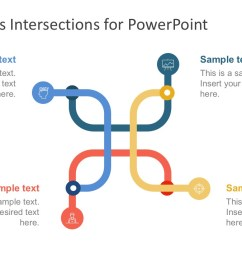 4 steps pipe designed diagrams powerpoint  [ 1280 x 720 Pixel ]