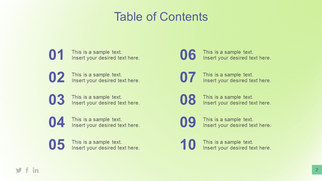 statistical analysis graphs and diagrams poulan chainsaw fuel line diagram table of content slide ppt - slidemodel