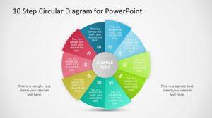 Circular Flow PowerPoint Templates
