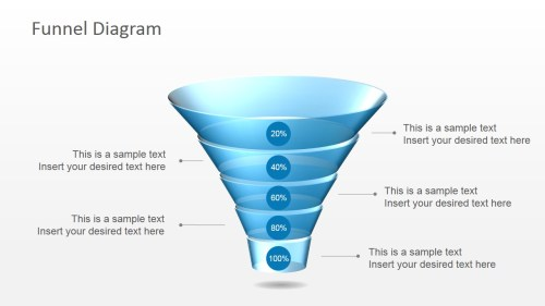 small resolution of download free 5 level funnel diagram for powerpoint