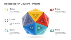 Free Dodecahedron Diagram Template  SlideModel
