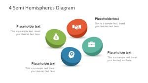 Half Circle Semi Hemisphere Diagram PPT  SlideModel