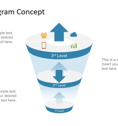 ppt free funnel diagram template [ 1280 x 720 Pixel ]