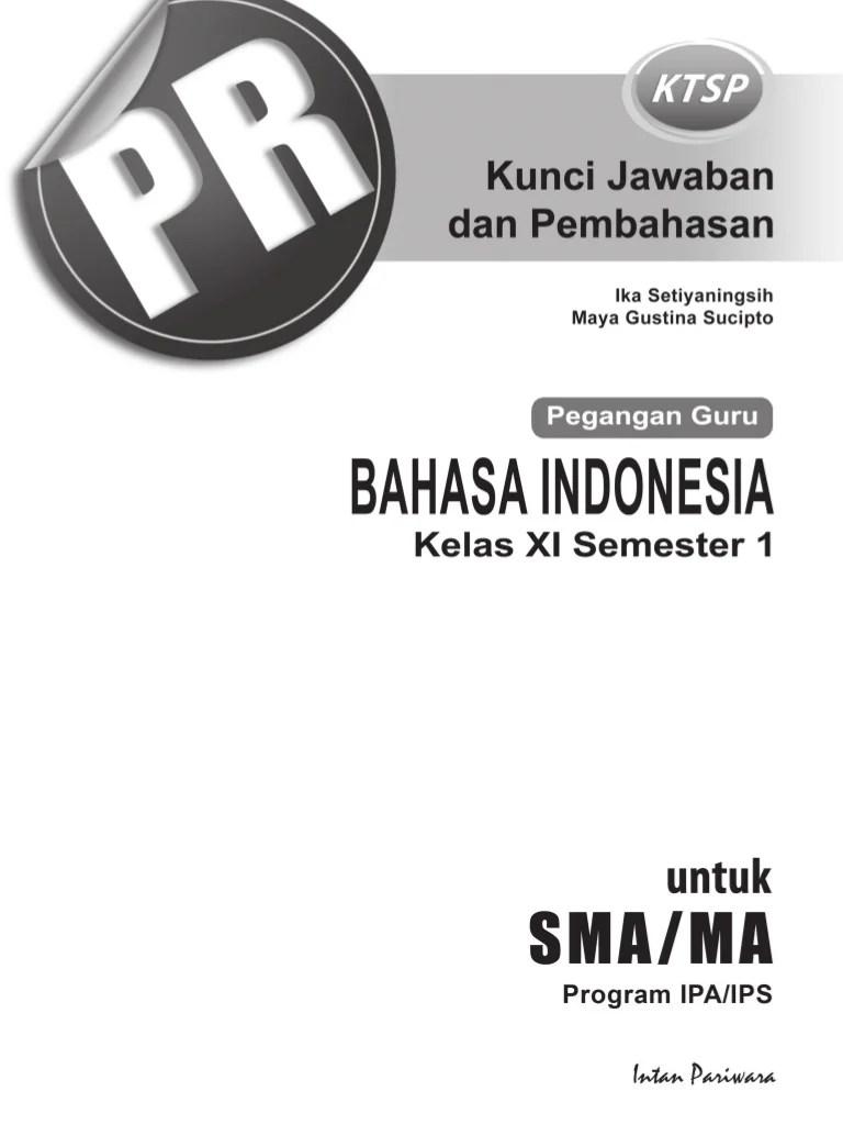 Kunci jawaban viva pakarindo kelas 10 semester 2. Kunci Jawaban Modul Bahasa Indonesia Kelas 11 Semester 2 Revisi Id