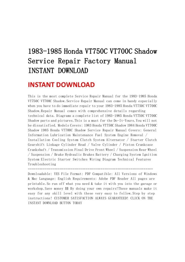 medium resolution of 1984 honda vt700 wiring diagram wiring library outlet wiring diagram 1984 honda vt700 wiring diagram