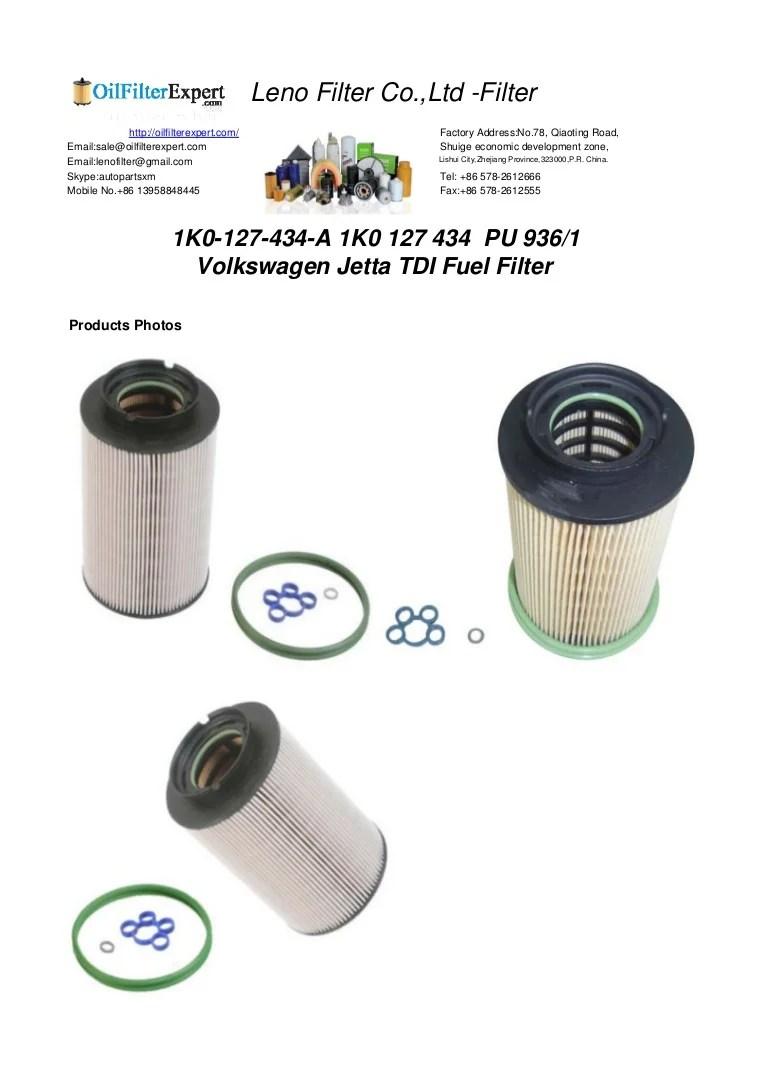 vw jettum fuel filter [ 768 x 1087 Pixel ]