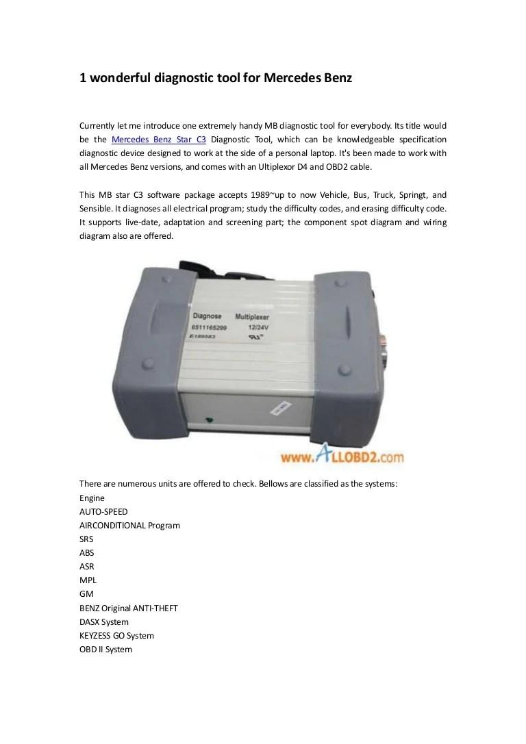 1wonderfuldiagnostictoolformercedesbenz 120715220153 phpapp02 thumbnail 4 jpg cb 1342389748 [ 768 x 1087 Pixel ]