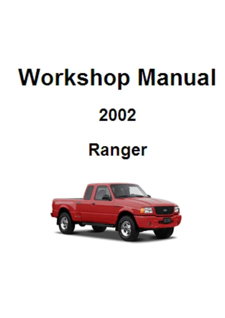 manual de taller ranger (ford)